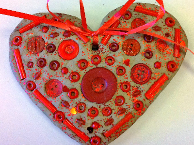 Parent & Child Create Night- Valentine's Craft (5-12 years)